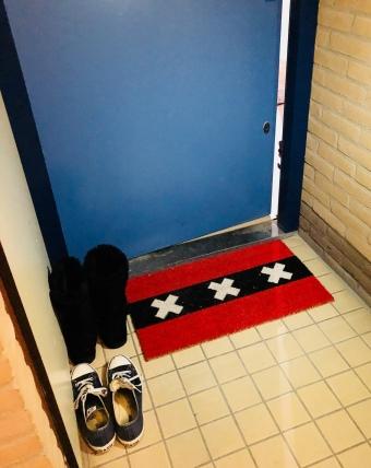My doormat ❌❌❌