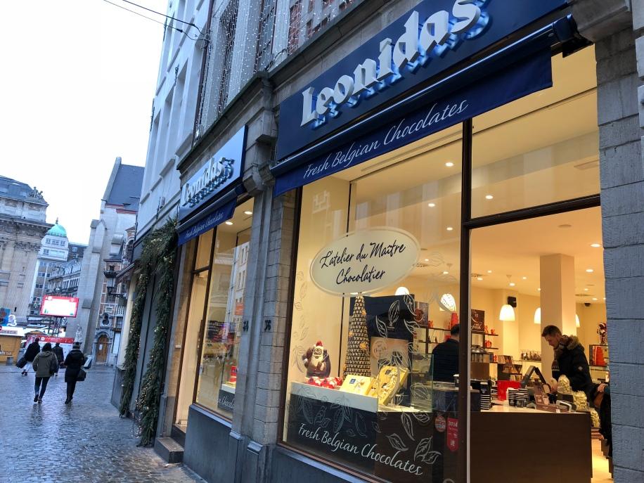 Made in Belgium: Leonidas
