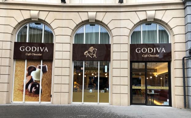 Made in Belgium: Godiva.
