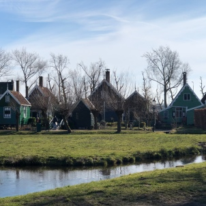 How adorable are these tiny houses? Its like a fairy tale!