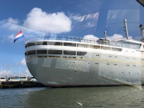 SS Rotterdam (Steamship Rotterdam)