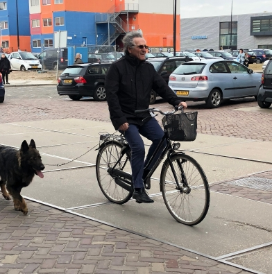 Dog? No problem :)