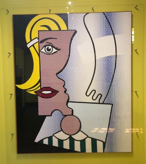 """""""Puzzle Portrait"""", 1978."""