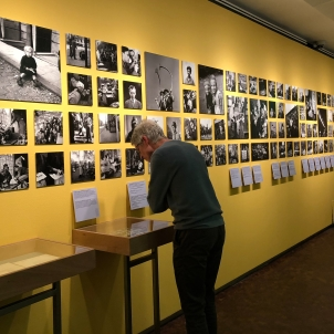 Photographies and documents by Maria Austria-From my visit to the Jewish Museum.