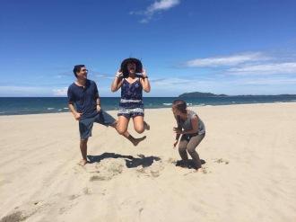 Sun, sand, beach and fun!