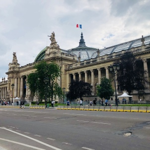 The Great Palace, in front you will also find the Petit Palais.
