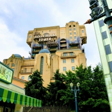 Hollywood Tower Hotel @Hollywood Studios Paris.